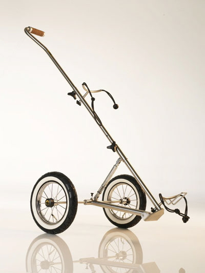 Bagger-Vance Golf Trolley